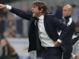 Conte praises Handanovic after Inter continue perfect Serie A start.