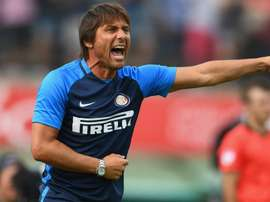 Mourinho says Inter must win Serie A. AFP