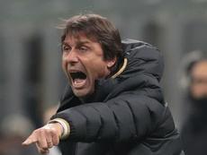 Conte slams San Siro whistles