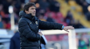 Inter must play at 200kmph - Conte. GOAL