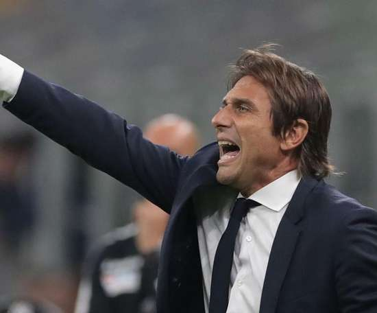 Conte set a new record. GOAL