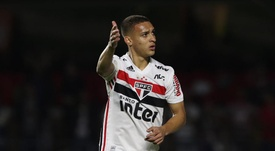 Antony será vendido pelo São Paulo? Alemães se interessam. Goal