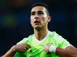 El Ghazi joins another club. Goal