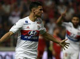 Aouar has committed his future to Lyon. GOAL