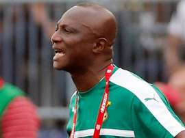 Ghana coach Kwesi appiah wants his team to try their best against the reigning champions. GOAL