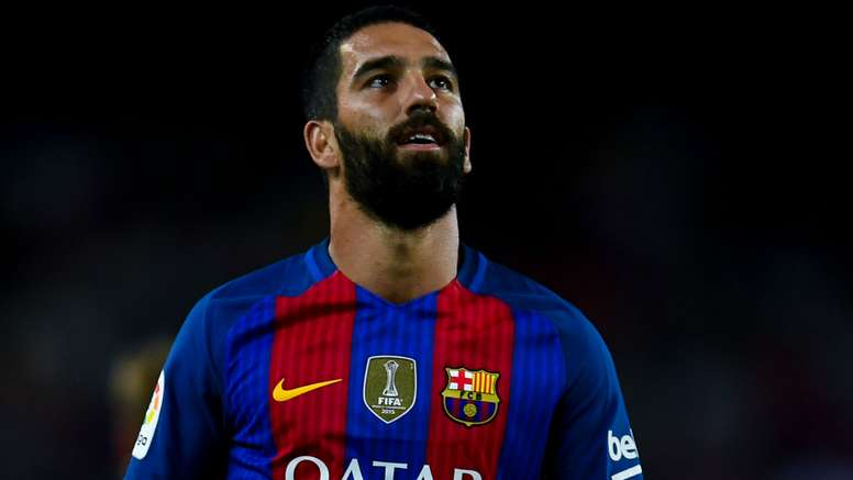 Arda Turan gave away a free-kick, which Madrid subsequently scored from. Goal