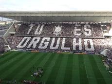Faz cinco anos do primeiro golo na Arena Corinthians. Goal