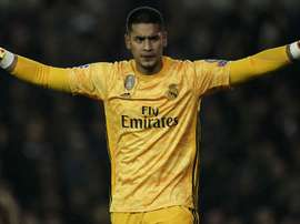 Le Real ne gardera pas Areola. Goal