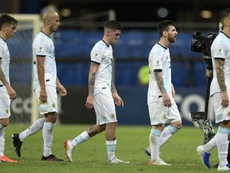Prováveis escalações de Argentina e Paraguai. Goal