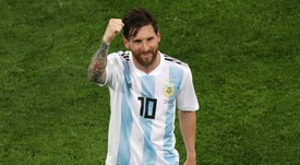 Argentina Nigeria World Cup Russi 2018. Goal