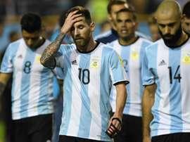 O argentino não costuma ser feliz em jogos a 'grande altura'. Goal