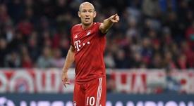 Le joueur pourrait rejoindre la MLS. AFP