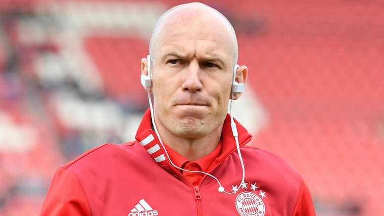Robben vicino alla Premier. Goal