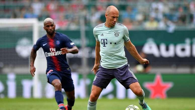 Bayern bateu o PSG por 3-1. Goal