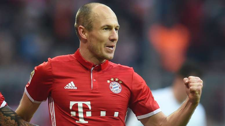 Arjen Robben is yet to enter contract talks with Bayern Munich. Goal