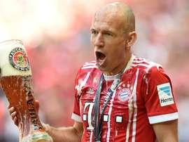 Le Bayern remporte la Telekom Cup. Goal