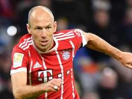Le Bayern chute. Goal
