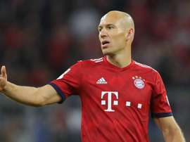 Robben last played for Bayern in November. GOAL