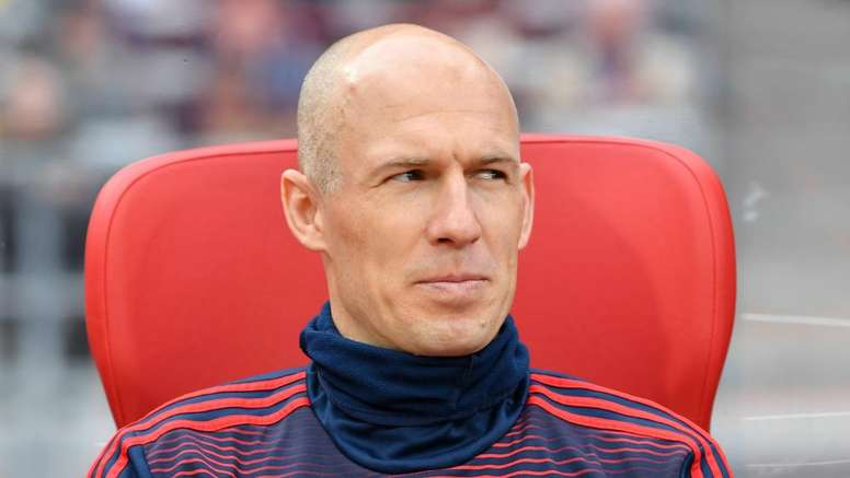 PSV are interested in signing Robben, but admit it may be difficult. GOAL