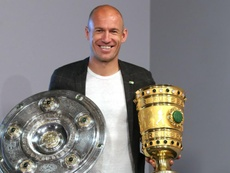 Arjen Robben had a spectacular time at the Bavarian giants. GOAL