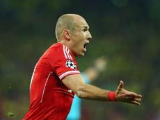 Robben has announced his retirement. GOAL