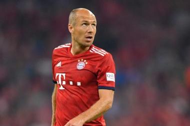 Arjen Robben FC Bayern. Goal