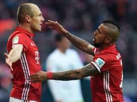 A rodada da Bundesliga. Goal