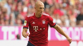 Robben insists he does not yet feel old. GOAL