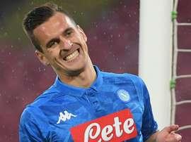 Caracciolo rivela di aver comprato Milik al fantacalcio. Goal