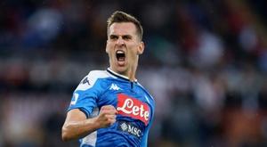 Napoli-Genk, basta un punto ad Ancelotti: Milik torna in attacco