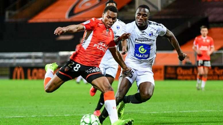 Armand Laurienté de retour à Lorient. Goal