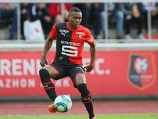 Très courtisé, Armand Laurienté a choisi Lorient. AFP