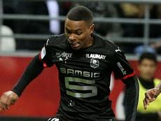 Rennes prolonge Laurienté jusqu'en 2023. GOAL