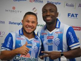 Armero licenziato dall'Alagoano. Goal