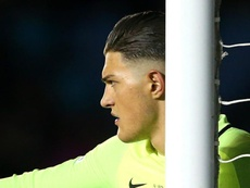 Manchester City recall Muric after Bravo injury. Goal