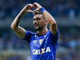Arrascaeta marcou um dos gols na vitória do Cruzeiro por 2-0 contra o Sport. Goal