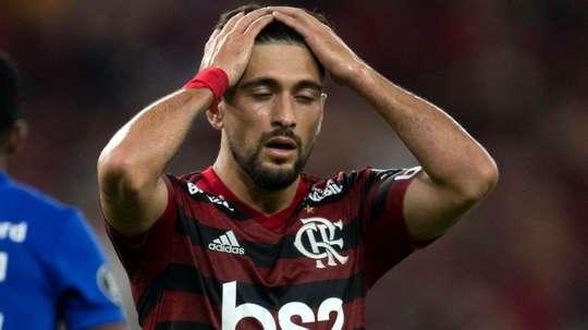 Dúvidas e desfalques de Flamengo e Grêmio.