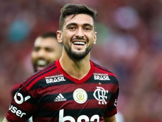 Decisivo no Flamengo, Arrascaeta atinge números históricos no Brasileirão.