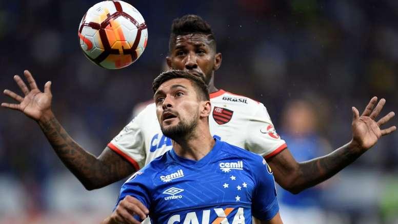Cruzeiro prepara ação na FIFA por suposto aliciamento do Flamengo a Arrascaeta. Goal