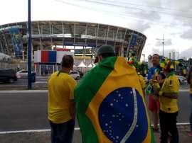 Copa América coloca à venda 'ingressos de reservas não efetivadas'