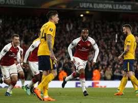 Arsenal e Atlético empatam e duelo fica em aberto. Goal