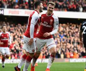 Arsenal-Swansea, Premier League. GOAL