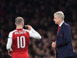 En avril, Wenger a annoncé qu'il quittait le club. Goal