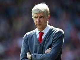 Wenger è senza contratto. Goal