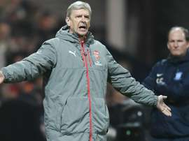 Arsene Wenger is unlikely to get the chance to coach Upamecano. Goal