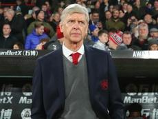Wenger only has a few games remaining as Gunners' boss. GOAL