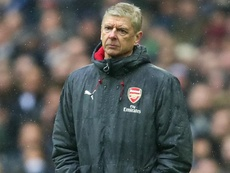 Wenger lamented his side's finishing against Spurs. GOAL
