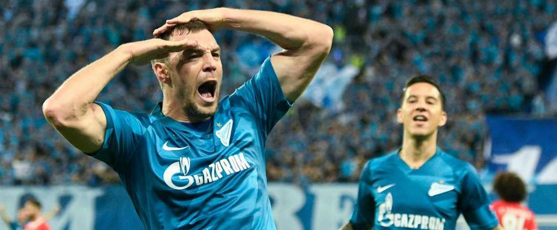 Calciomercato Inter, spunta Dzyuba per l'attacco: scartata l'ipotesi Giuseppe Rossi. Goal