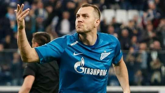 Ce joueur du Zenit qui s'offre au Real Madrid. GOAL
