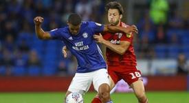 Report: Cardiff City 1-1 Fulham. Goal